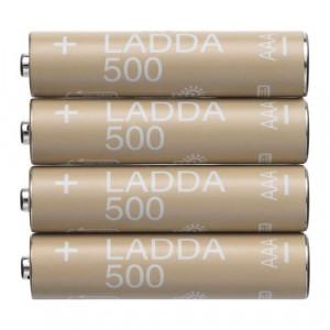 Аккумуляторная батарейка 500 Ма ЛАДДА в Высоком фото